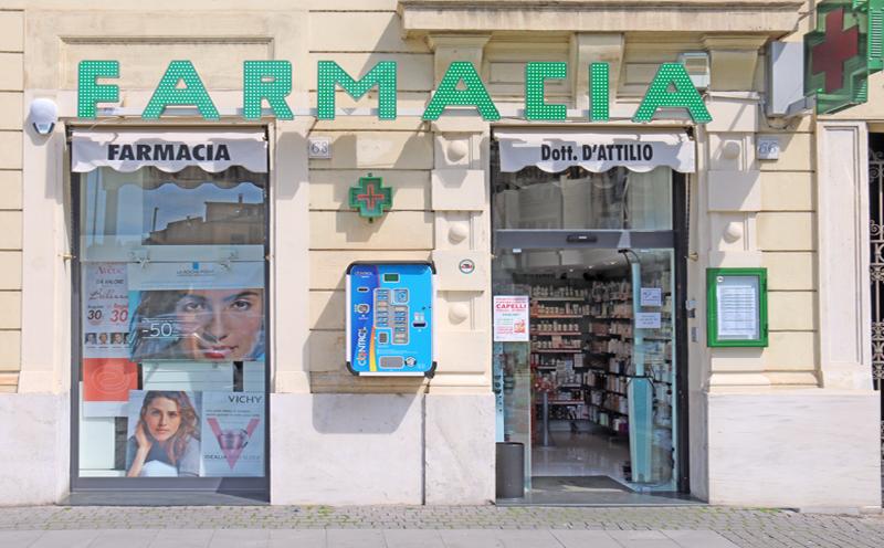 Farmacia D Attilio Roma
